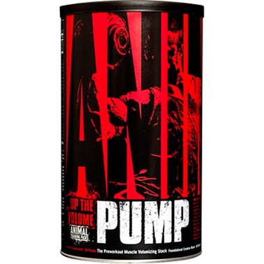 Universal Nutrition Animal Pump Supplement 30 Ct.