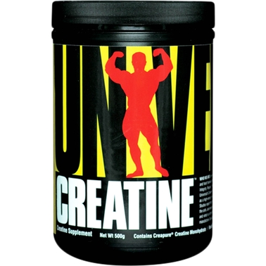 Universal Nutrition Creatine Monohydrate Powder, Unflavored