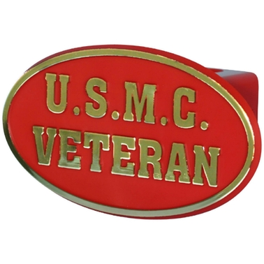 Mitchell Proffitt Marines Veteran Hitch Cover