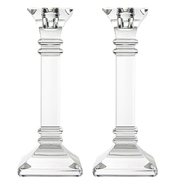 Waterford Marquis Treviso 2 pc. Candlestick Holder Set