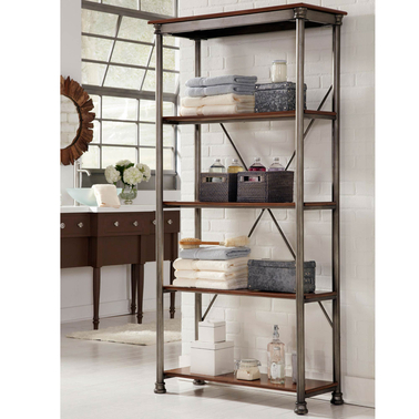 Home Styles The Orleans 5 Tier Storage Unit