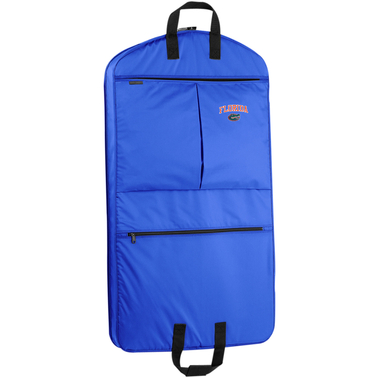 WallyBags NCAA Florida Gators 40 in. Suit Length Garment Bag with Pockets