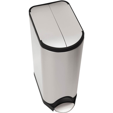 simplehuman Butterfly Step Trash Can 30L