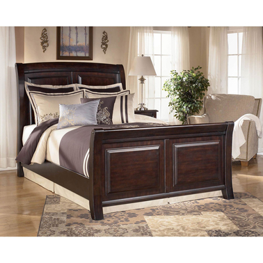 Signature Design By Ashley Ridgley Bed Beds Home Appliances Shop The Exchange