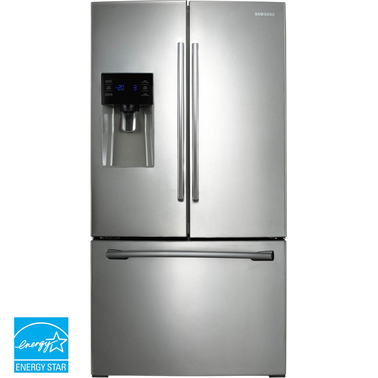 Samsung 25 Cu. Ft. French Door Refrigerator with External Water and Ice Dispenser