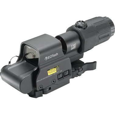 EOTech Holographic Hybrid Sight II (HHS II) Sight/Magnifier System