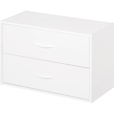 Closetmaid Stackable Drawer Organizer   Storage Cubes   Home U0026 Appliances    Shop The Exchange