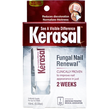 Kerasal Fungal Nail Renewal Advanced Formula Treatment