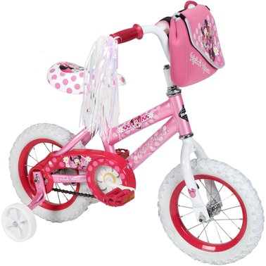 31c47c30040 Huffy Disney Minnie Mouse 12 In. Bicycle   Kids' Bikes   Sports ...