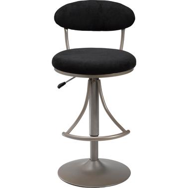 Hillsdale Venus Adjustable Swivel Stool Dining Seating