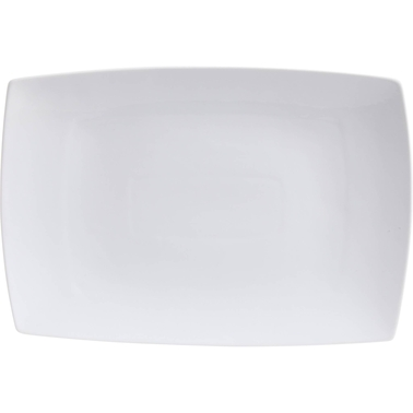 Gibson Elite Gracious Dining 18 In. Rectangle Platter