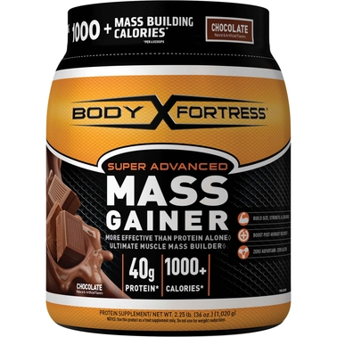 Body Fortress Super Advanced Mass Gainer Chocolate