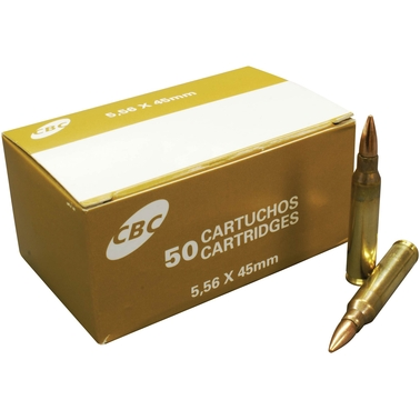 MagTech .556 NATO 62 Gr. FMJ, 50 Rounds