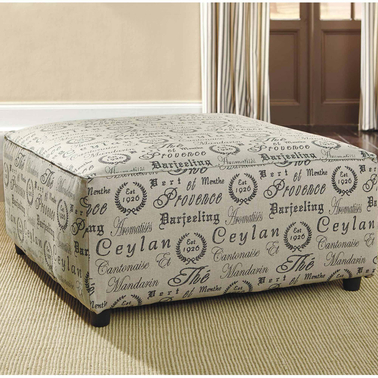 Signature Design by Ashley Alenya Oversized Accent Ottoman