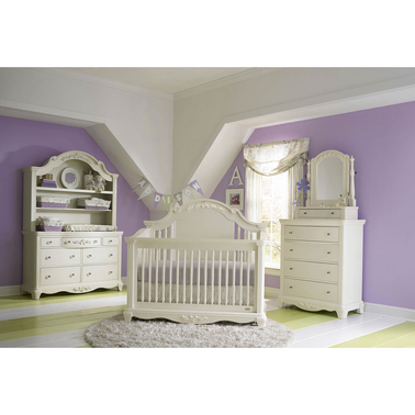 Bassett Addison 4 In 1 Stationary Crib | Cribs | Baby U0026 Toys | Shop The  Exchange