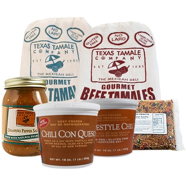 Texas Tamale Company Family Pack
