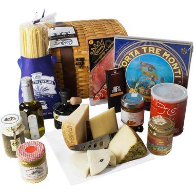 The Gourmet Market Italian Treasures Chest