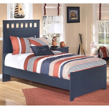 Ashley Leo Panel Bed