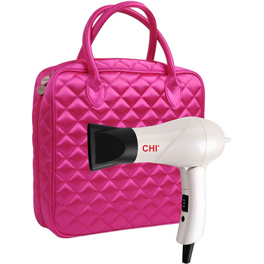 Chi Professional Travel Hair Dryer With Bag