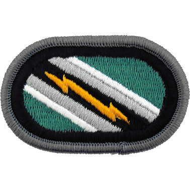 Army Oval 8th PSYOPS Group Insignia