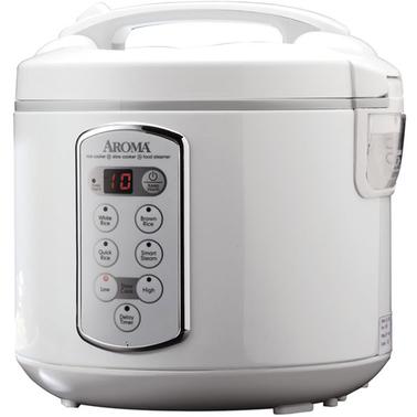 aroma 20 cup rice cooker rice cookers steamers home appliances shop the exchange. Black Bedroom Furniture Sets. Home Design Ideas