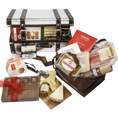 The Gourmet Market Platinum Taste of The World Gift Case