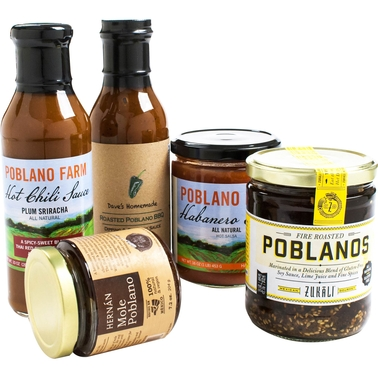The Gourmet Market Poblano Collection
