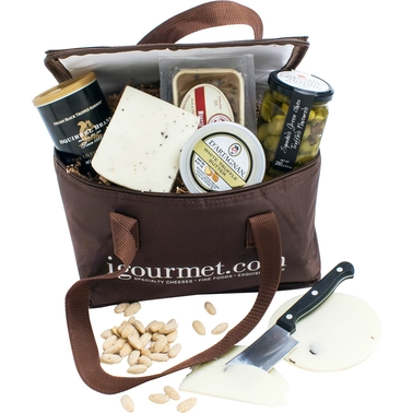 The Gourmet Market Truffle Lover's Collection with Gift Cooler