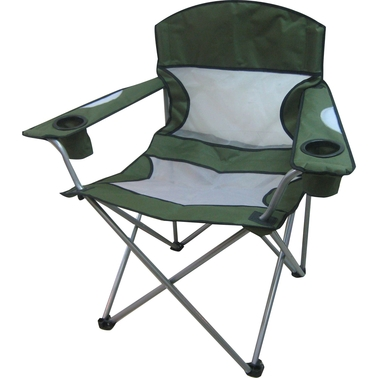 Rankam Oversized Ballistic Mesh Camping Arm Chair