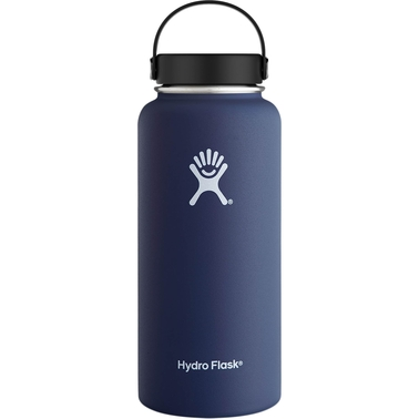 Hydro Flask 32 oz. Wide Mouth Bottle Cobalt