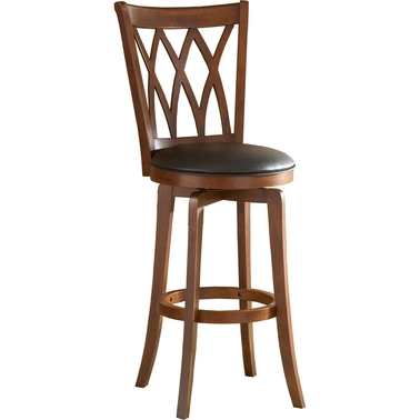 Hillsdale Mansfield Swivel Stool Dining Seating Home