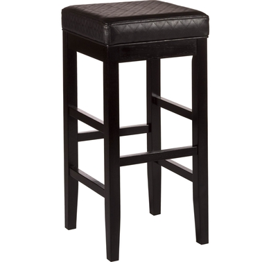 Hillsdale Hammond Backless Stool Dining Seating Home