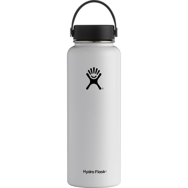 Hydro Flask Wide Mouth Bottle, 40 oz.
