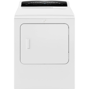Whirlpool Cabrio 7 Cu. Ft. HE Gas Dryer