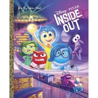 Inside Out Big Golden Book Disney//Pixar Inside Out
