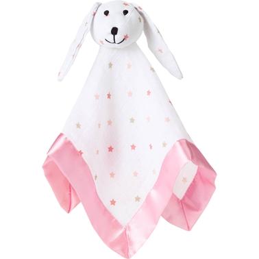 Aden Anais Muslin Oh Girl Bunny Lovey Security Blanket
