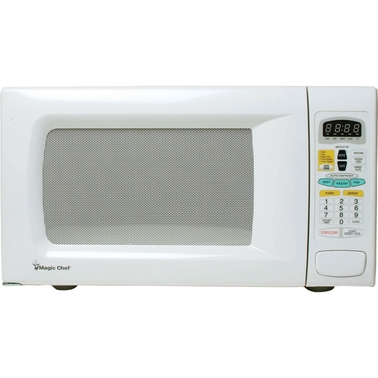Magic Chef 1 3 Cu Ft 1100w Microwave With Digital Touch