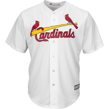 5d8377c5832 Majestic Mlb St. Louis Cardinals Replica Home Jersey