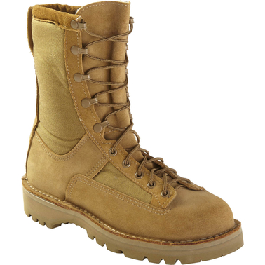 Dlats Coyote Brown 4040 Temperate Weather Combat Boots
