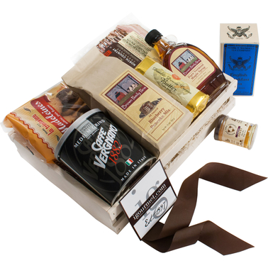 The Gourmet Market Breakfast in Bed Gift Crate