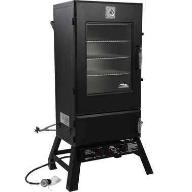 Masterbuilt 44 in. Propane Smoker with Window