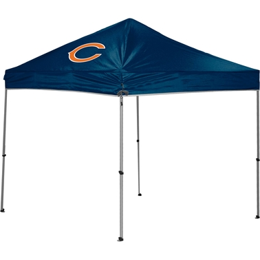 Jarden Sports Licensing NFL Chicago Bears 9 Ft. X 9 Ft. Straight-Leg Canopy