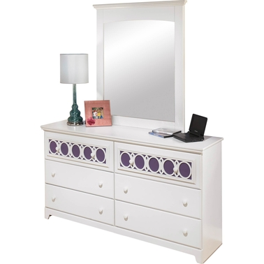 Ashley Zayley Dresser