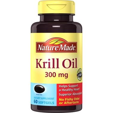 Krill oil liquid