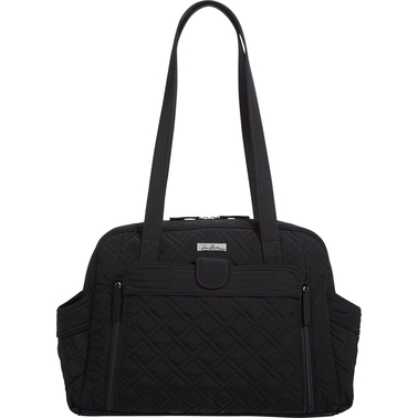 Vera Bradley Stroll Around Baby Bag in Classic Black