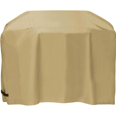 Two Dogs Designs 60 In. Cart Style Grill Cover, Khaki