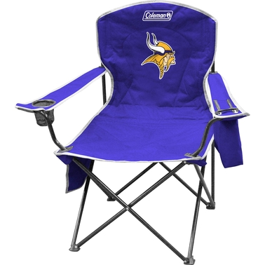 Jarden Sports Licensing NFL Minnesota Vikings Cooler Quad Chair