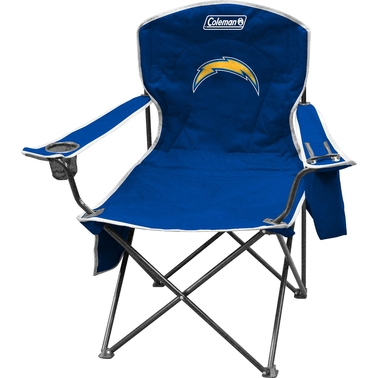 Jarden Sports Licensing NFL Los Angeles Chargers Cooler Quad Chair