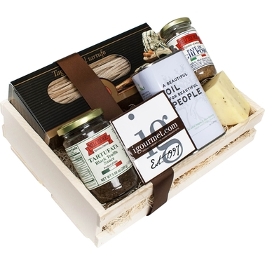The Gourmet Market A Taste of Umbria Gift Crate