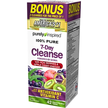 Purely Inspired 7 Day Cleanse 42 Ct.
